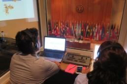 Filigrana Traducciones - Traducción simultánea - Seminario Internacional de las Legumbres