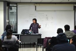 Filigrana Traducciones - Interpretación de seminario Universidad Andrés Bello