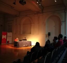 Filigrana Traducciones - Interpretación simultánea inglés-español de seminario sobre Eugène Gabritschevsky