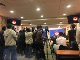 Filigrana Traducciones - Conferencia de prensa Event Horizon Telescope