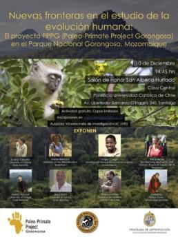 Seminario «Nuevas fronteras en el estudio de la evolución humana» - Filigrana Traducciones